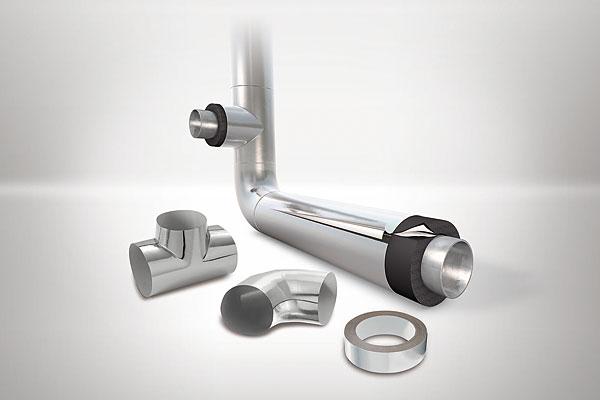 Izolacja ArmaChek Silver jest chroniona warstwą folii aluminiowej