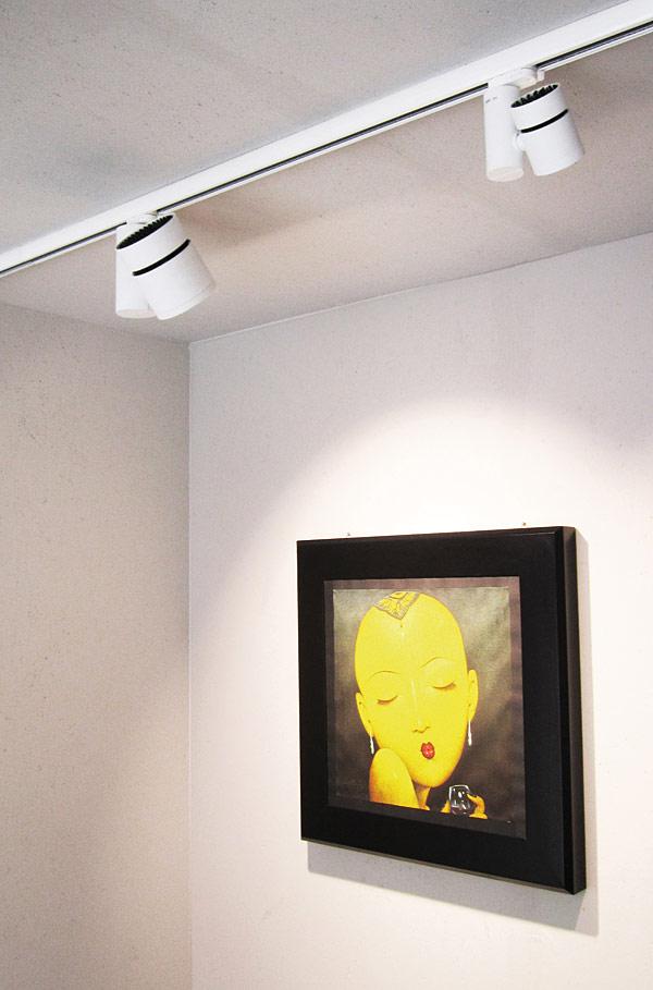 Źródła LED zapewniają większą żywotność i skuteczność oświetlenia, nie emitując przy tym – szkodliwego szczególnie dla dzieł sztuki i obiektów muzealnych – promieniowania UV i IR